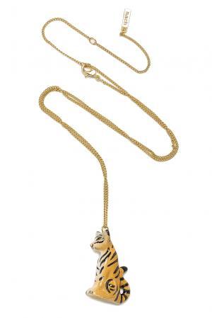 Колье 163510 Nach Jewellery. Цвет: разноцветный