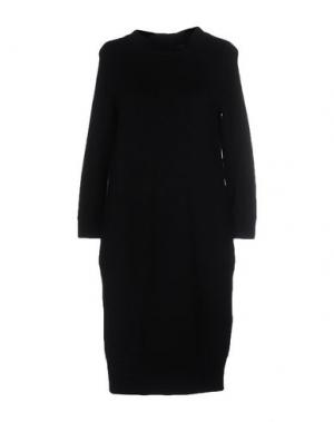 Короткое платье WETPAINT. Цвет: черный