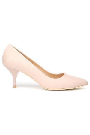 Туфли Milana. Цвет: пудра