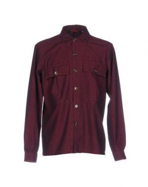 Pубашка D.R SHIRT. Цвет: пурпурный