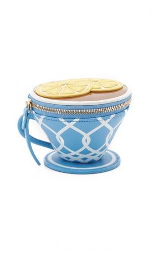 Кошелек для монет Tea Cup Kate Spade New York
