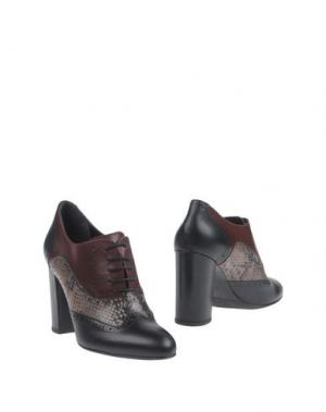 Ботинки GUGLIELMO ROTTA. Цвет: черный