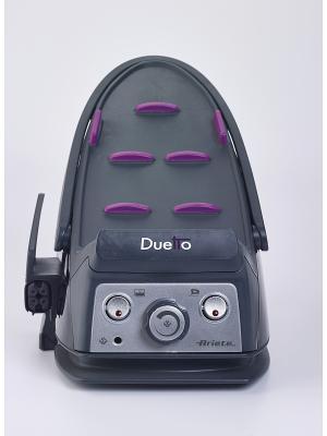 Паровая система 6437 Duetto Top, 2400 Вт ariete. Цвет: фиолетовый