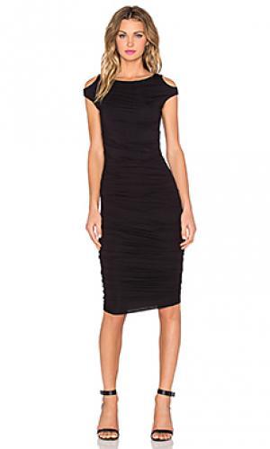 Платье cyclades Bailey 44. Цвет: черный
