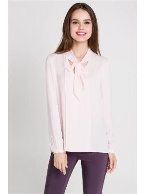 Блузка Concept Club. Цвет: розовый