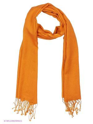 Палантин ГАНГ. Цвет: оранжевый