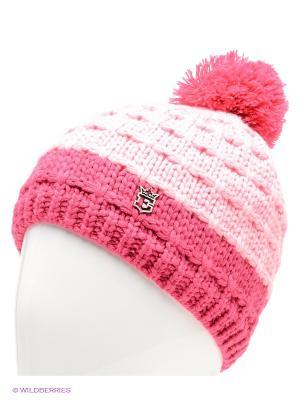 Шапка Ensis. Цвет: бледно-розовый, фуксия