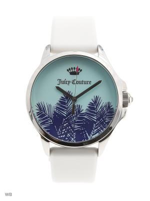 Часы Juicy Couture. Цвет: серебристый