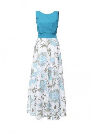 Платье Be In. Цвет: разноцветный