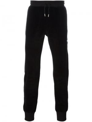 Спортивные брюки на резинке Les (Art)Ists. Цвет: чёрный