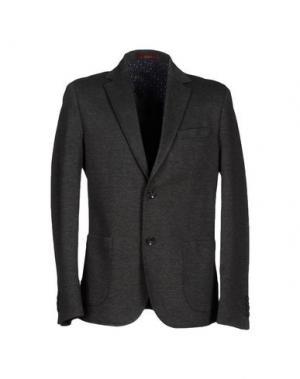 Пиджак INDIVIDUAL. Цвет: свинцово-серый