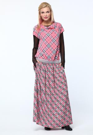 Платье Kata Binska. Цвет: розовый