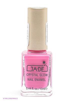 Лак для ногтей, тон 456 GA-DE. Цвет: розовый