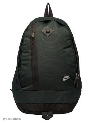 Рюкзак NIKE CHEYENNE 3.0 - SOLID. Цвет: зеленый, темно-зеленый