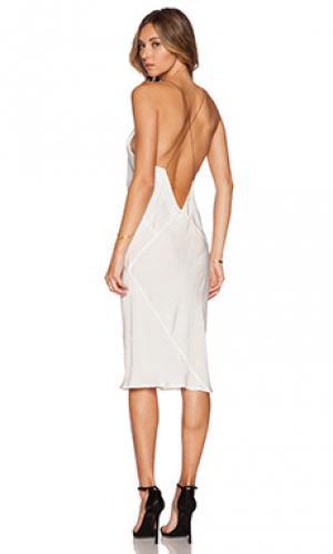 Платье TITANIA INGLIS. Цвет: белый