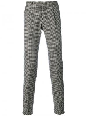Tailored pants Briglia 1949. Цвет: чёрный