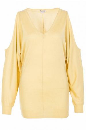 Туника P.A.R.O.S.H.. Цвет: желтый