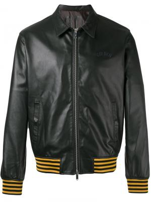 Куртка Coach Golden Goose Deluxe Brand. Цвет: коричневый