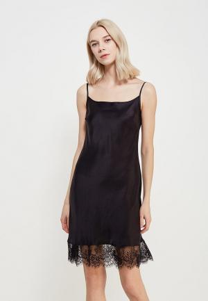 Комбинация Silk me. Цвет: черный