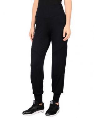 Повседневные брюки PORT DE BRAS. Цвет: черный