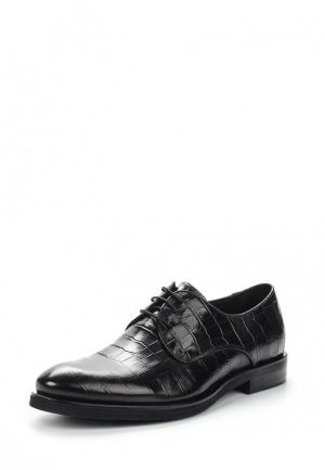 Туфли Guido Grozzi. Цвет: черный