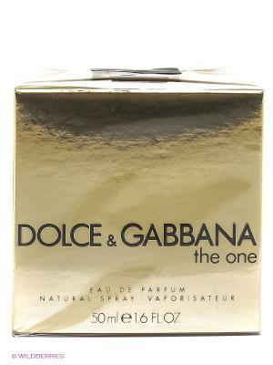 Dolce&Gabbana The One Ж Товар Парфюмерная вода 50 мл DOLCE & GABBANA. Цвет: прозрачный