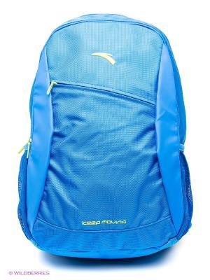 Рюкзак ANTA. Цвет: голубой