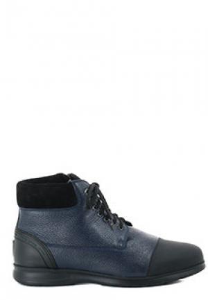 Ботинки PAKERSON. Цвет: синий