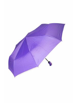 Зонт Mitya Veselkov. Цвет: фиолетовый