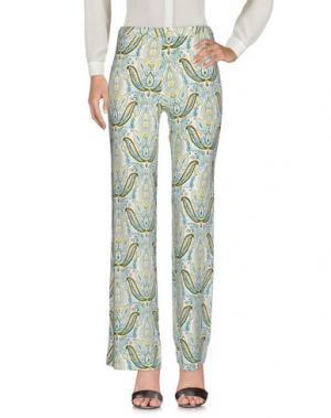 Повседневные брюки ALPHA STUDIO. Цвет: светло-зеленый