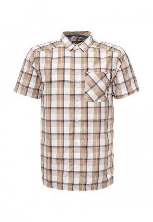 Рубашка Regatta. Цвет: бежевый