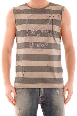 T-shirt BRAY STEVE ALAN. Цвет: gray