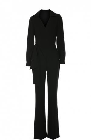 Комбинезон Diane Von Furstenberg. Цвет: черный