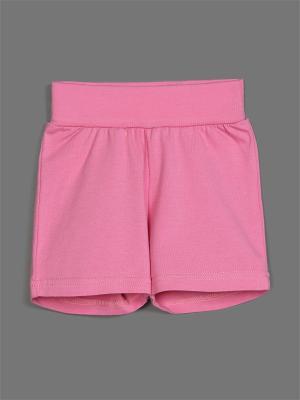 Шорты ЕМАЕ. Цвет: розовый