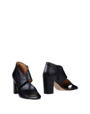 Ботинки ANNA F.. Цвет: черный