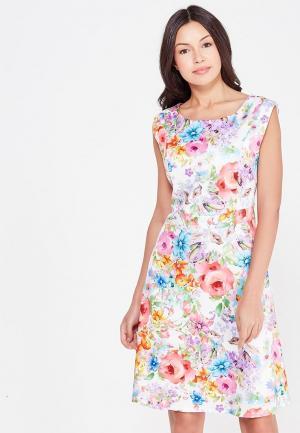 Платье Cocos. Цвет: разноцветный