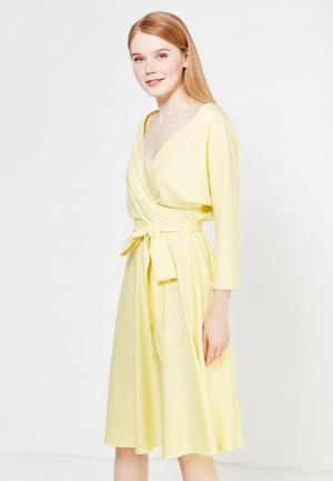 Платье Mazal. Цвет: желтый