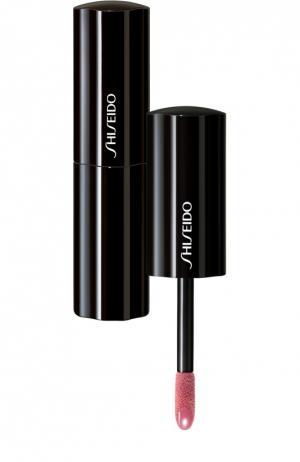Помада-блеск Lacquer Rouge RS727 Shiseido. Цвет: бесцветный