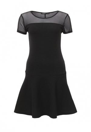 Платье Troll. Цвет: черный