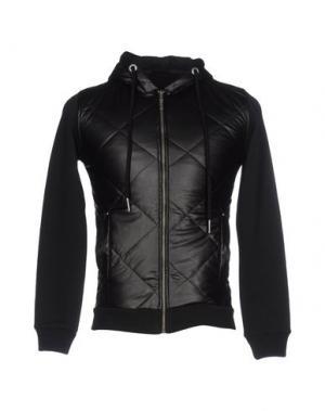 Куртка SSEINSE. Цвет: черный