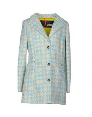 Легкое пальто RRD. Цвет: небесно-голубой
