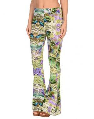Пляжные брюки и шорты MISS BIKINI. Цвет: зеленый