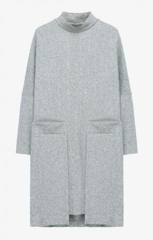 Платье Серое Trends Brands Base