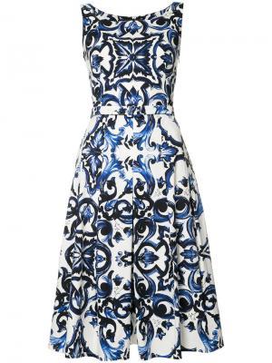Платье Penny Samantha Sung. Цвет: синий