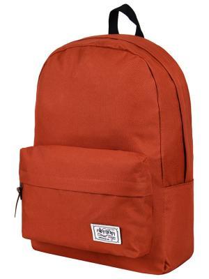 Рюкзак Street Bags. Цвет: оранжевый
