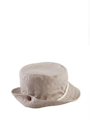 Шляпа Fore!! Axel and Hudson. Цвет: бежевый
