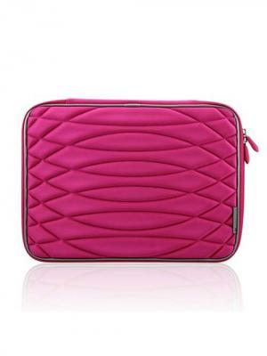 Чехол для MacBook Бриллиант (цвет - розово-красный) Kawaii Factory KW022-000031