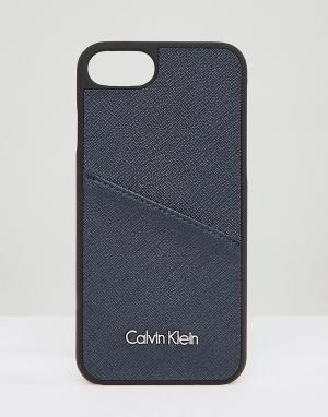 Calvin Klein Чехол для IPhone 6/6s/7/8. Цвет: золотой