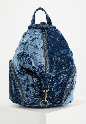 Рюкзак Rebecca Minkoff. Цвет: синий