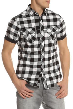 Рубашка DISSIDENT. Цвет: белый
